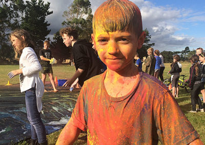 The 2017 Welcome Picnic and Colour Run